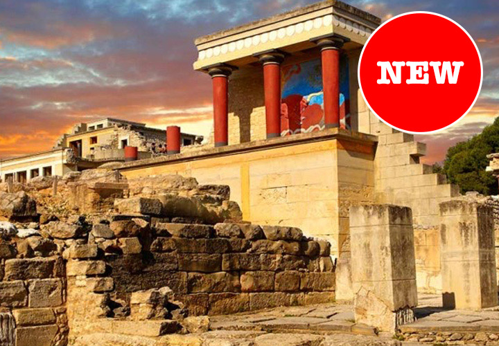 Knossos and Psiloritis