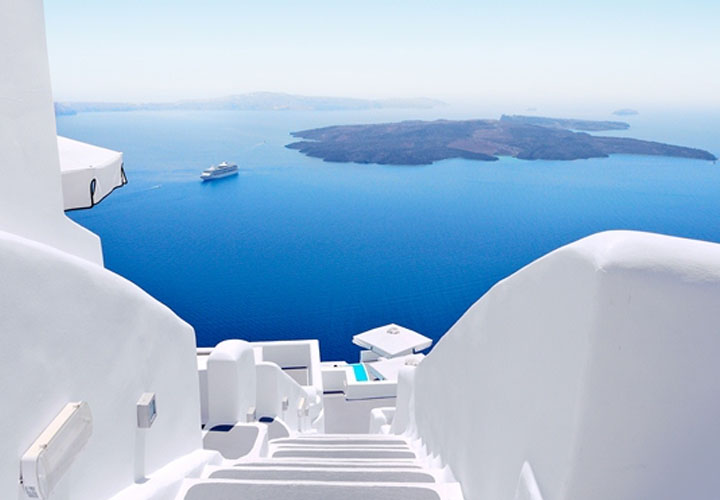 Santorini 1 day cruise